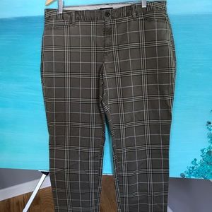 Lands End Straight Leg Trousers